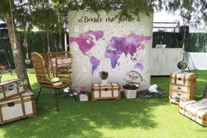 salon de celebraciones - el jardin de la estacion